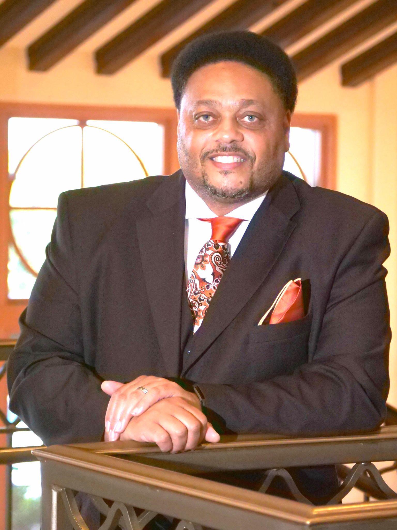 District Elder Melvin Campbell